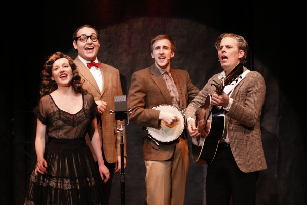 Review: LONESOME TRAVELER at 59E59 is Performance Perfection